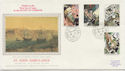 1987-06-16 St John Ambulance Commons SW1 cds FDC (57914)