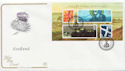 2006-11-30 Celebrating Scotland M/S St Andrews FDC (57957)