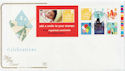 2006-10-17 Smilers Stamps Glass Huntly FDC (58057)