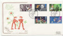 1996-09-03 Children's TV Characters Manchester FDC (58067)