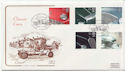 1996-10-01 Classic Cars Stamps London FDC (58070)