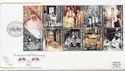 2003-06-02 Coronation Stamps Westminster FDC (58077)