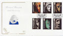 2003-10-07 British Museum Stamps London WC1 FDC (58091)