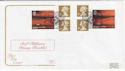 2003-07-15 A British Journey Booklet Aviemore FDC (58103)