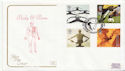 2000-10-03 Body and Bone Greenwich FDC (58145)