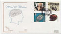 2000-09-05 Mind and Matter Stamps Norwich FDC (58147)