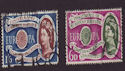 1960-09-19 SG621/2 Europa Used Stamps Set (58186)