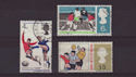 1966-06-01 World Cup Football Stamps Used Set (58246)