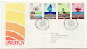1978-01-25 Energy Stamps Bureau FDC (58288)