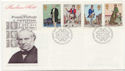 1979-08-22 Rowland Hill London EC FDC (58298)