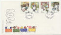 1979-07-11 Year of the Child Basingstoke FDC (58299)