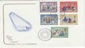1979-11-21 Christmas Stamps Bethlehem FDC (58412)