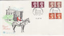 1993-06-08 1p 5p 10p Enschede Windsor FDC (58495)