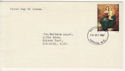 1967-10-18 Christmas Stamp London FDC (58524)