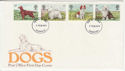 1979-02-07 Dogs Stamps Liverpool FDC (58528)