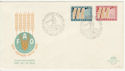 1963 Netherlands Freedom from Hunger FDC (58557)