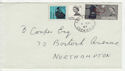 1965-09-01 Lister Blue Colour Shift Stamp cds FDC (58657)