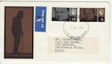 1965-07-08 Churchill Stamps Birmingham FDC (58664)