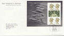 2000-05-23 Her Majesty Stamps M/S Westminster SW1 FDC (58788)