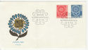 1964 Switzerland Europa Stamps FDC (58796)