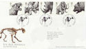 2006-03-21 Ice Age Animals T/House FDC (58930)