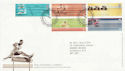 2002-07-16 Commonwealth Games T/House FDC (58974)