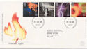 2000-02-01 Fire and Light Stamps Bureau FDC (58981)