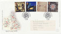 2000-11-07 Spirit and Faith Stamps Downpatrick FDC (58985)