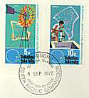 1972-09-06 25th Anniv of South Pacific Commission FDC (5911)