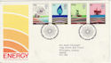 1978-01-25 Energy Stamps Bureau FDC (59163)