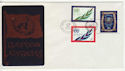 1970 United Nations Stamps FDC (59278)