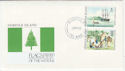 1990-03-26 Norfolk Island Stamps FDC (59313)