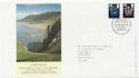 2007-03-27 Wales Definitive Stamps Cardiff FDC (59477)