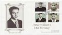 2003-06-17 Prince William 21st Birthday St Andrews FDC (59483)