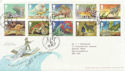 2002-01-15 Kipling Just So Stories T/House FDC (59535)