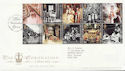 2003-06-02 Coronation Stamps London SW1 FDC (59711)