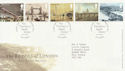 2002-09-10 Bridges of London Stamps London FDC (59717)