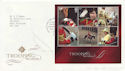 2005-06-07 Trooping the Colour M/S T/House FDC (59744)