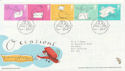 2004-02-03 Occasions Stamps T/House FDC (59752)