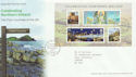 2008-03-11 Celebrating N Ireland M/S T/House FDC (59815)