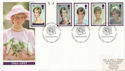1998-02-03 Diana Stamps London WC2 FDC (59826)