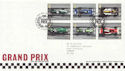 2007-07-03 Grand Prix Stamps T/House FDC (59841)