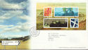 2006-11-30 Celebrating Scotland M/S T/House FDC (59875)