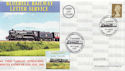 2006-08-05 Bluebell Railway Letter Service FDC (59876)