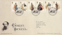 2012-06-19 Charles Dickens Stamps Portsmouth FDC (59941)
