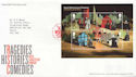 2011-04-12 Shakespeare Stamps M/S Stratford FDC (59959)