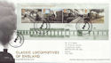 2011-02-01 Classic Locomotives M/S Liverpool FDC (59961)