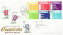 2003-02-04 Occasions Stamps Merry Hill FDC (60026)