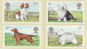 1979-02-07 Dogs PHQ 33 Mint Set (60103)