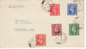 1951-05-03 KGVI Definitive Stamps cds FDC (60219)